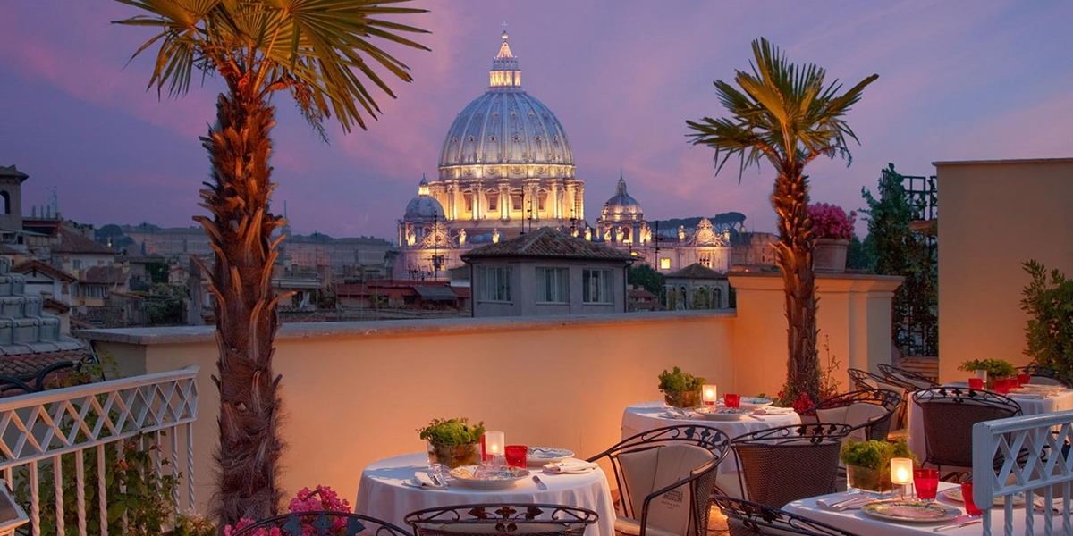 Rome-Rooftop-view